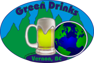 Green Drinks Vernon Logo